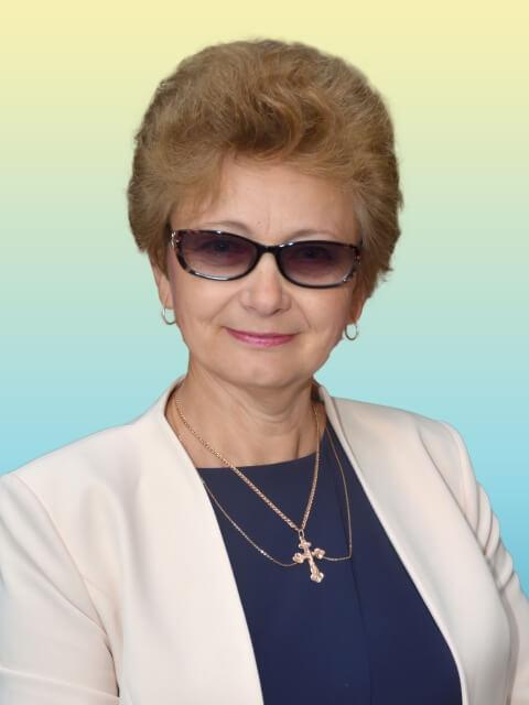 Коняєва Ганна Іванівна