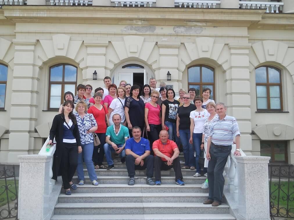 Екскурсія до козацької столиці – міста Батурин