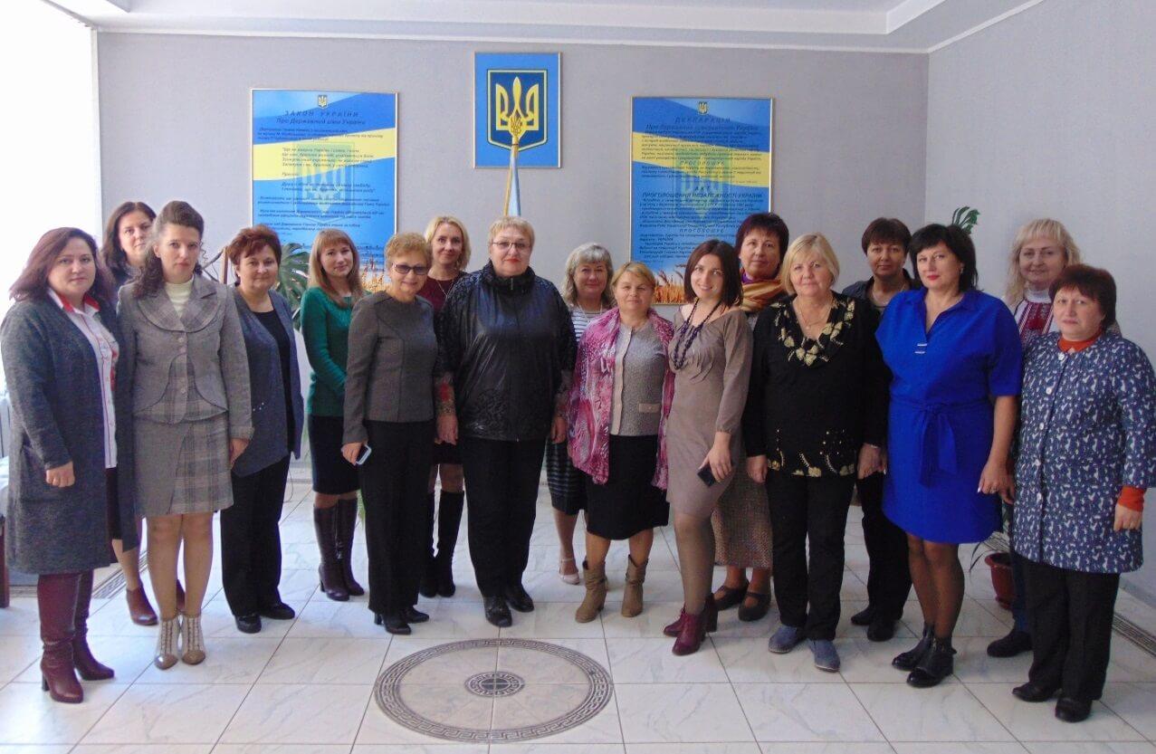 Засідання обласного методичного об'єднання методистів ЗВО Сумської області