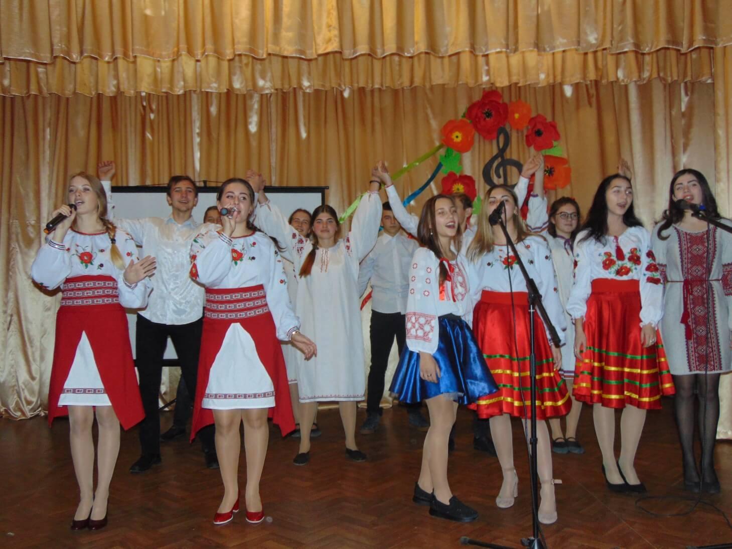Зустріч з українською піснею