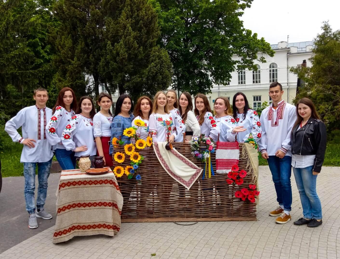 Світ української вишивки