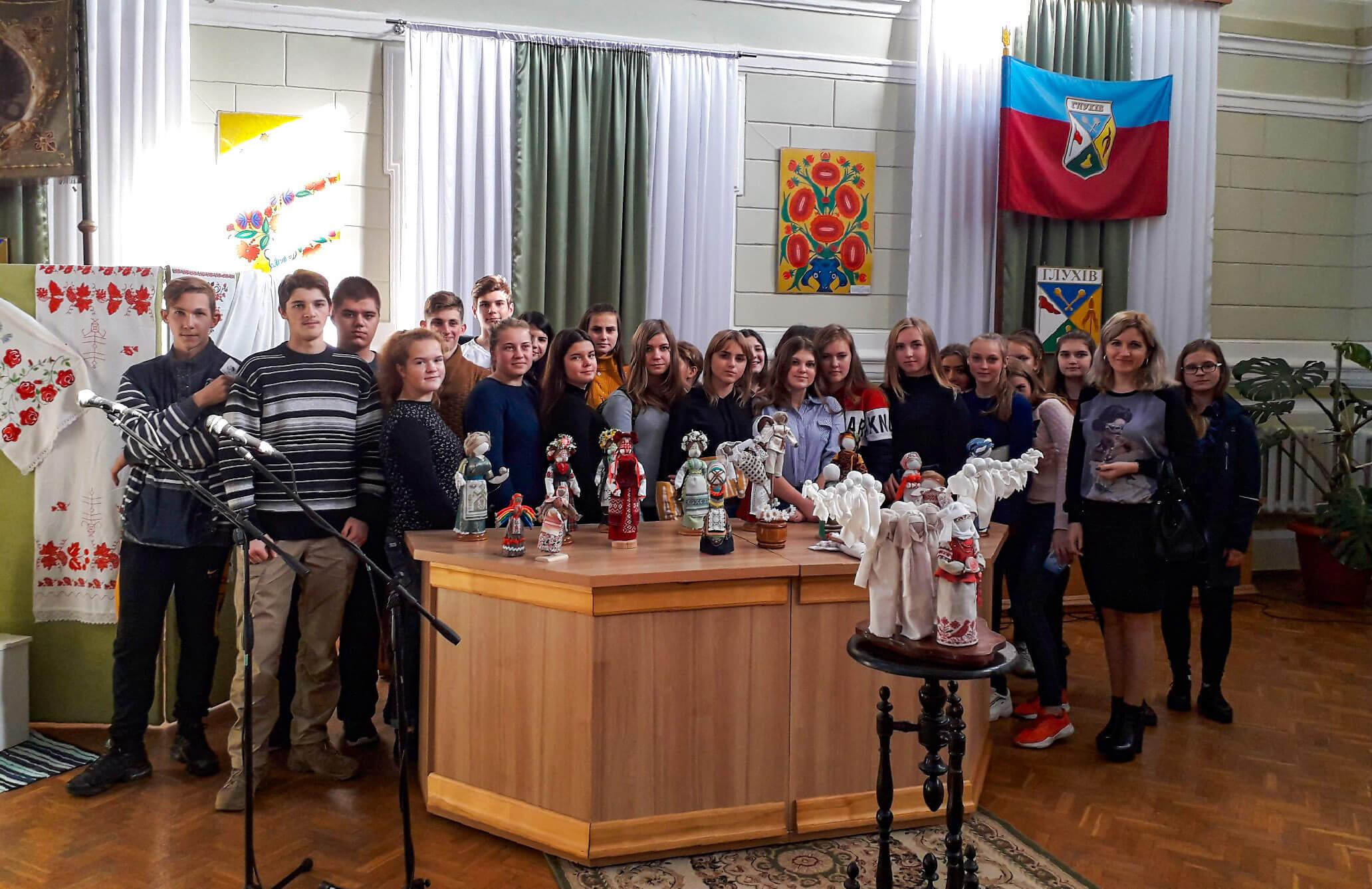 Екскурсія до Глухівського краєзнавчого музею