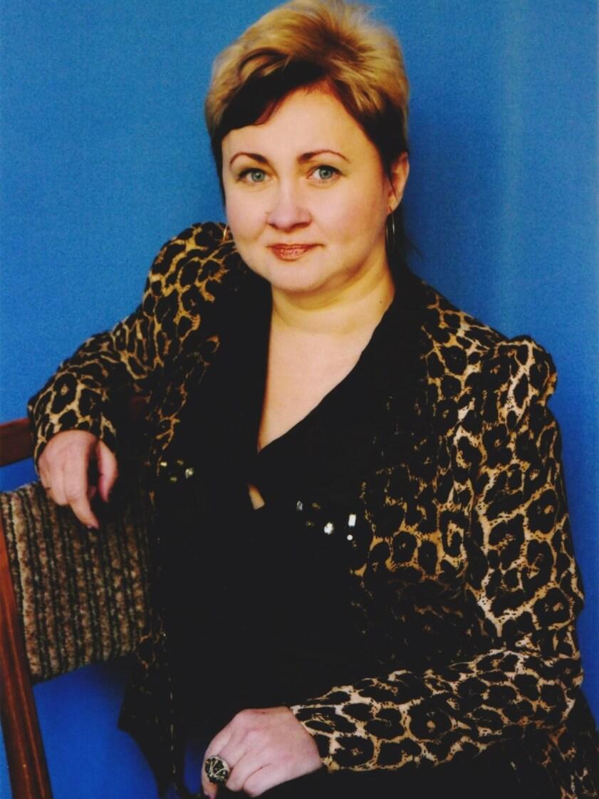 Шендрикова Олена Анатоліївна