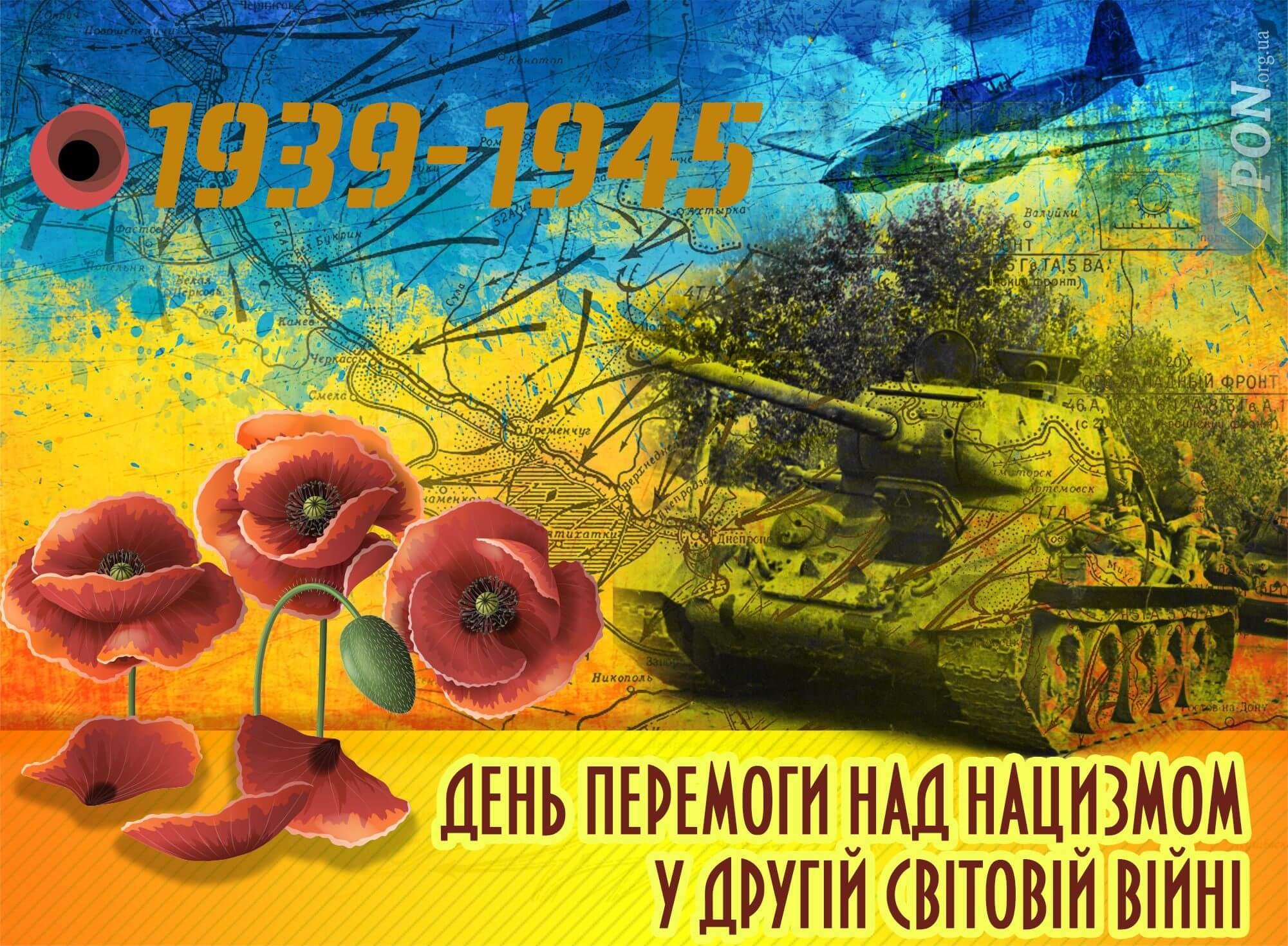 Вікторина «Що ти знаєш про Другу світову війну?»