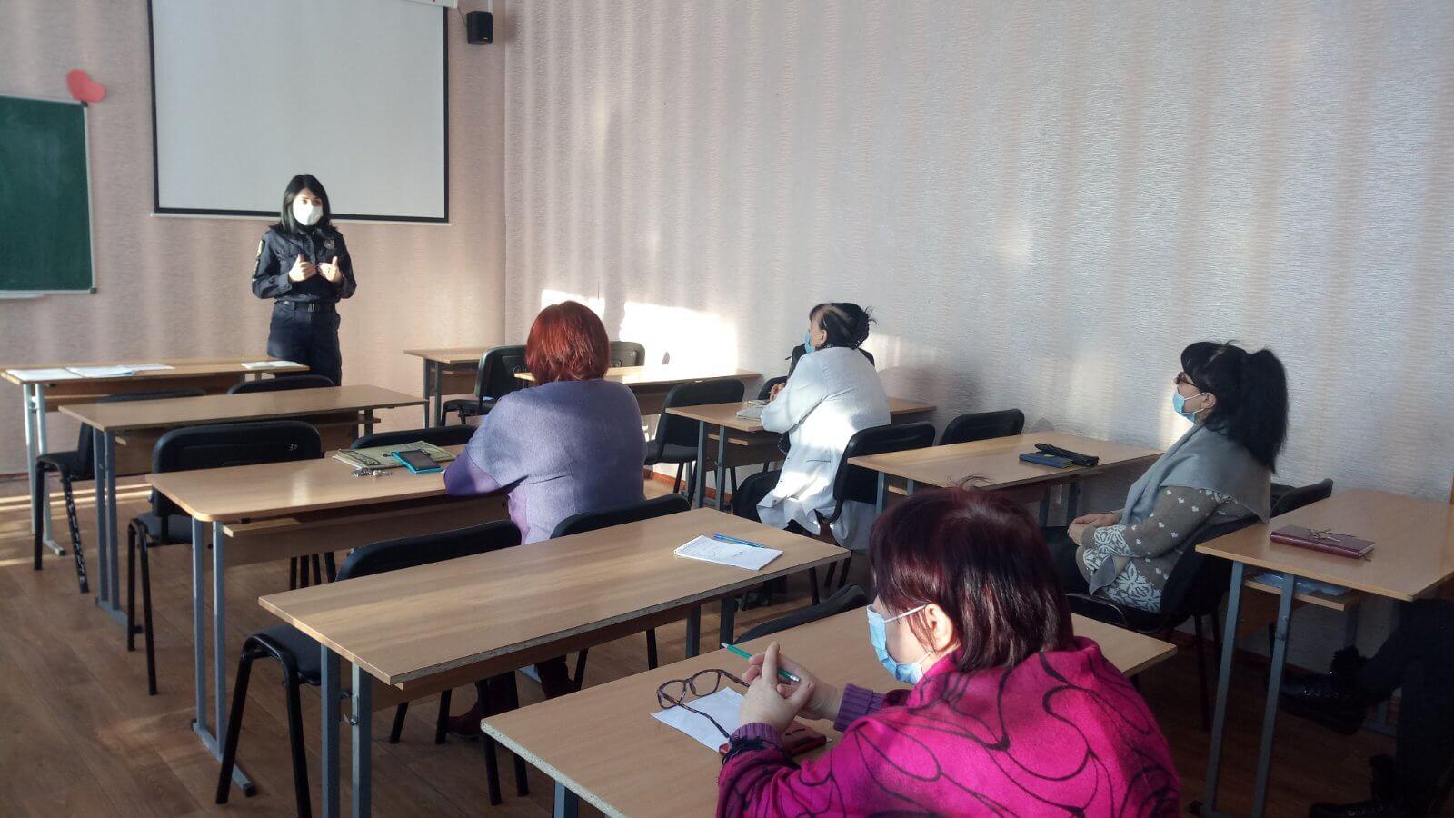 Засідання метод об'єднання класних керівників