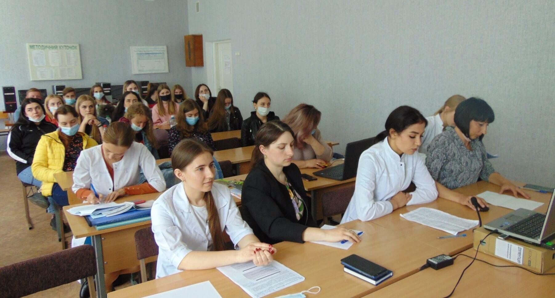 Наші студенти прийняли участь в І обласній студентській науково – практичній конференції